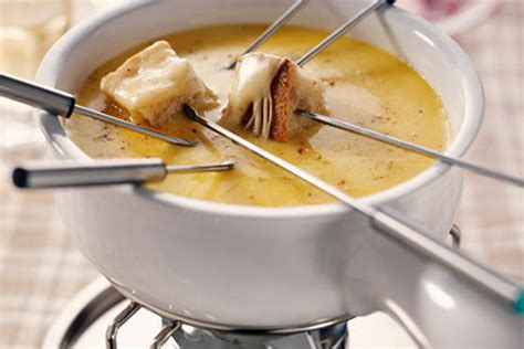 best fondue recipe