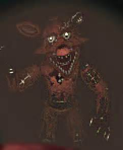 Fnaf 2 new withered foxy statue build