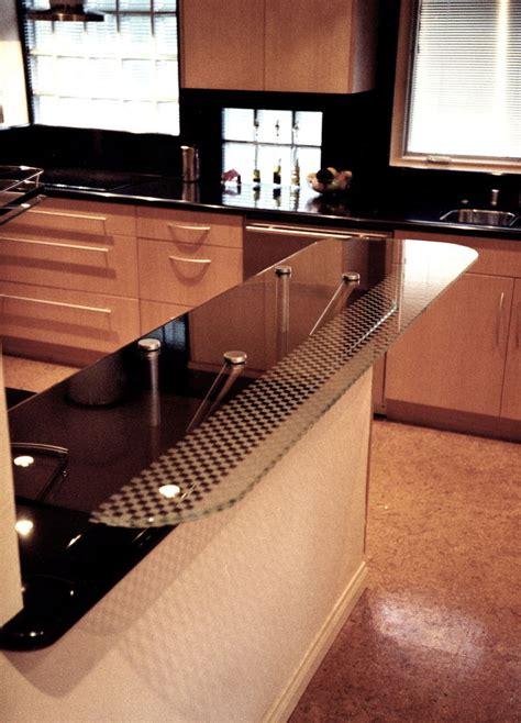 floating bar top glass etching custom glass bar top glass counter sans soucie art glass