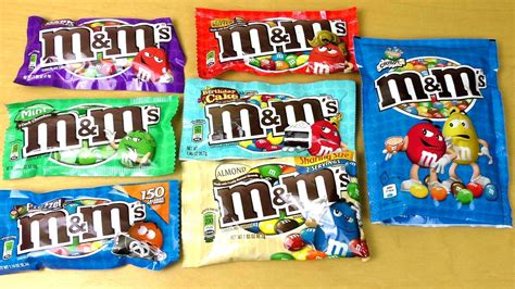 fruity m ms m m s in different flavors mars variety review