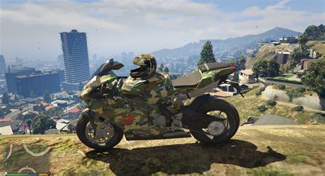 Gta 5 Motorrad Helm by Biker Gear Gta5 Mods