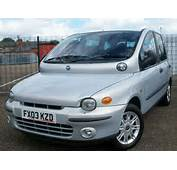 FIAT MULTIPLA  Review And Photos