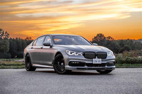 2019 Bmw B7 review 2019 bmw alpina b7 exclusive edition car