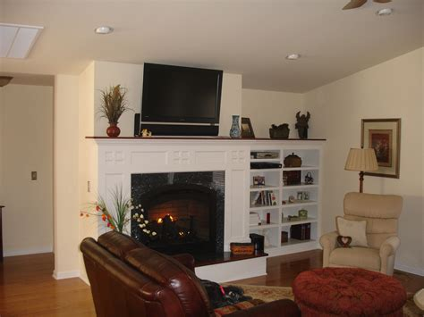 bookshelves next to fireplace built in shelving next to fireplace home project inspirations shelving