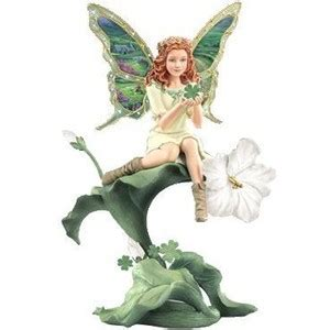fairies a guide to the celtic fair folk books luck of the collectible figurine emerald isle