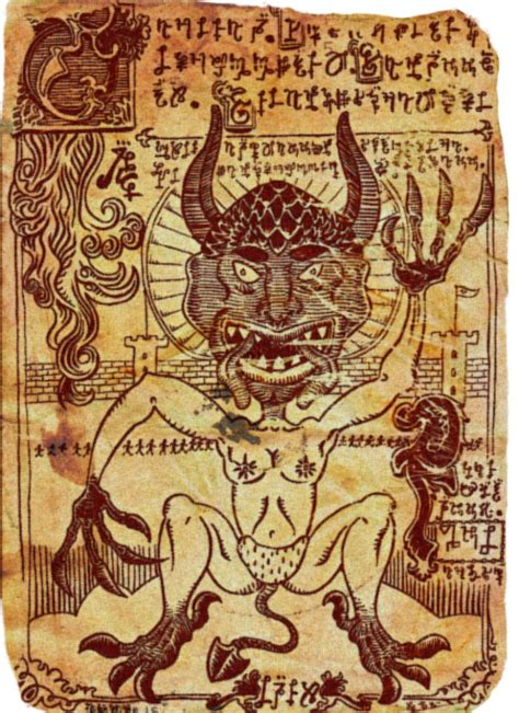 picture book of devils demons and witchcraft the s bible codex gigas
