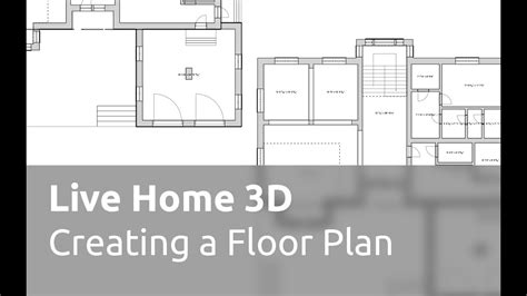 Floor Plan Live | live home 3d tutorials creating a floor plan youtube