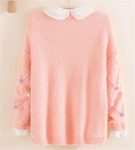 Kawai Sweater Pink 444 best kawaii images on