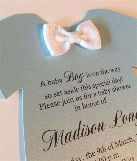 Onesie Baby Shower Invitation by 38 Best Baby Shower Invitations Images On