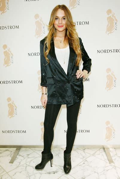 Lindsay Lohan The Of Stuarts New Couture Line by Your Daily Lohan Today S Evil Beet Gossip Today S