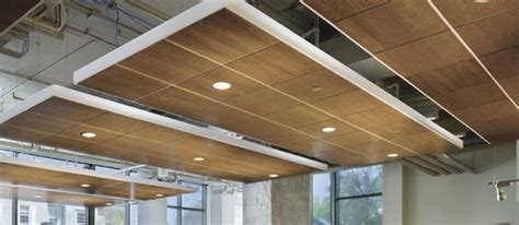 Floating Wood Ceiling by Armstrong Woodworks Tegular Ceiling Search