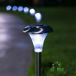 solar powered sidewalk lights best path lights in 2017 top 10 path lights reviewed