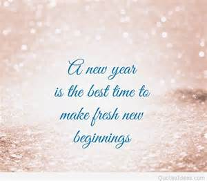 quote new year time
