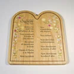 tavola dei dieci comandamenti tavola dieci comandamenti