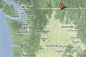 washington canada map sighting reports 2011