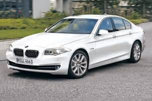 bmw 5 series 520i 2010 auto images and specification