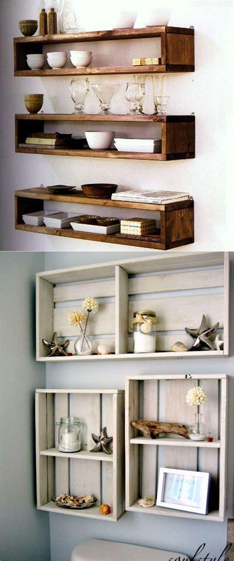 diy floating bookshelves unique design options for diy floating shelves top cool diy