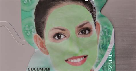 Masker Ovale product review ovale mask cucumber