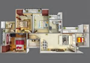 4 bedrooms apartments 4 bedroom apartment house plans home decor and design