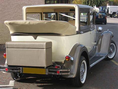Wedding Car Epsom by Brenchley Wedding Car Vintage Wedding Car In Worcester