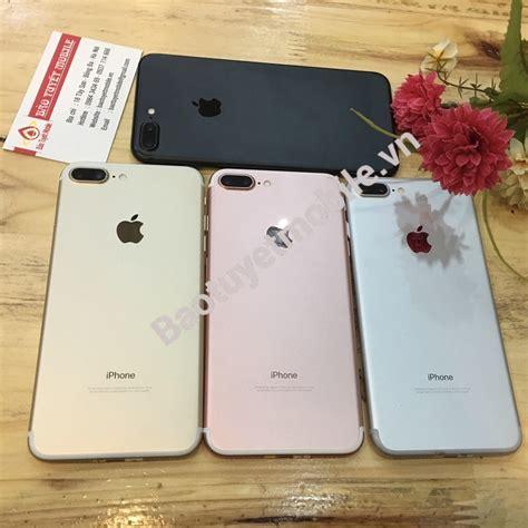 iphone 7 plus 128gb cũ 95 c 210 n mới 99 đủ m 192 u ch 205 nh h 195 ng bản quốc tế