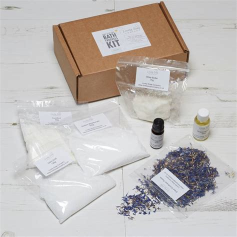 make your own bathtub make your own cocktail bath truffles kit by lovely soap company notonthehighstreet com
