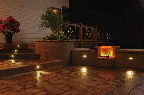 Truly Innovative Garden Step Lighting Ideas Garden Patio Lights Ideas