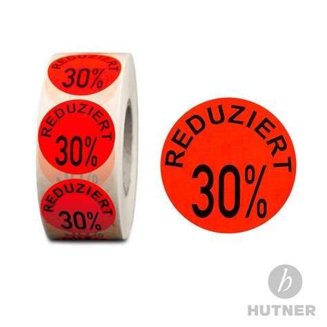 Aufkleber Rund 50mm by Profi Aktionsetiketten 32mm 50mm Etiketten Aufkleber