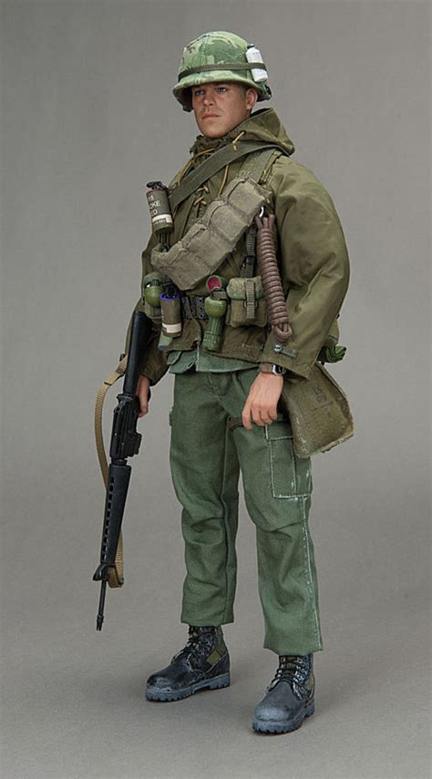 u s army figures u s army 101st airborne 1 6 figure issue