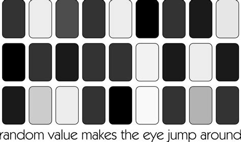 graphic design definition of value badskirt value added using value to lead the eye