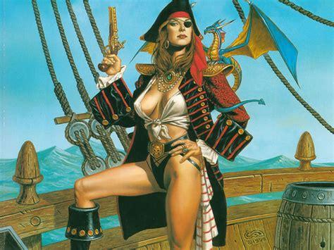 imagenes mujeres piratas 191 el fin de la pirater 237 a redusers