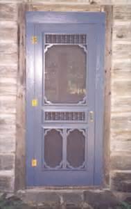wooden screen doors wooden doors custom sizes