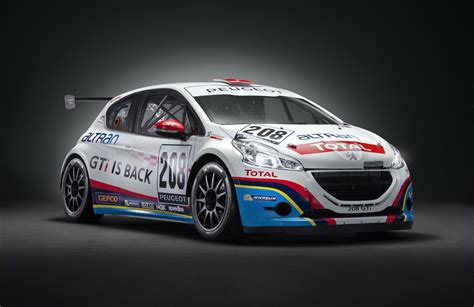 peugeot sport car 2017 peugeot 208 gti to race at nurburgring autoevolution