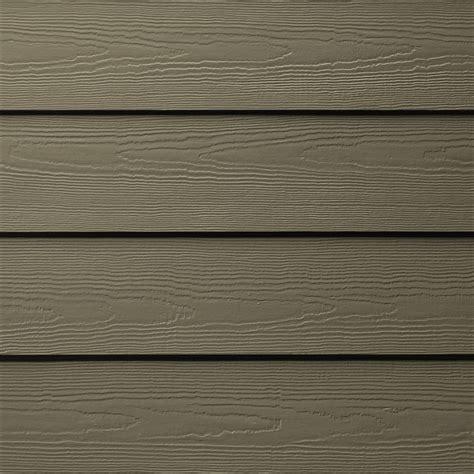 Fiber Cement Siding Panels Shop James Hardie Hardieplank Primed Timber Bark Cedarmill