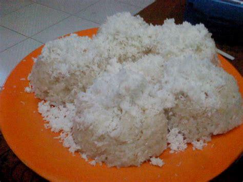 membuat nasi kuning ketan nasi ketan istimewa buatan mama dunia ratna