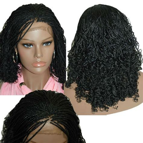 sheba braided full lace wig free shipping fully hand braided lace front wig vanessa