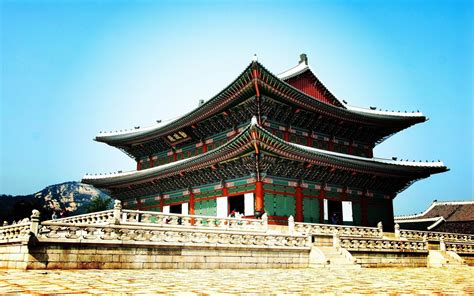 wallpaper hp korea south korea temple seoul wallpaper hd wallpapers