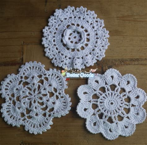 Handmade Crochet Designs - get cheap lace cloth doilies aliexpress