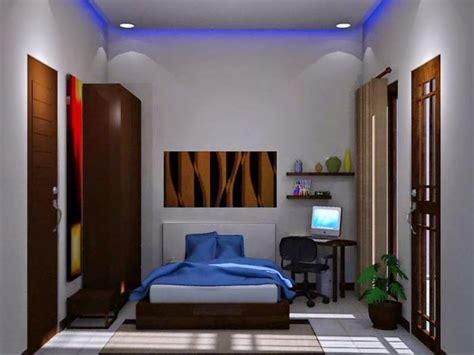 kamar tidur ukuran   menata kamar tidur kecil