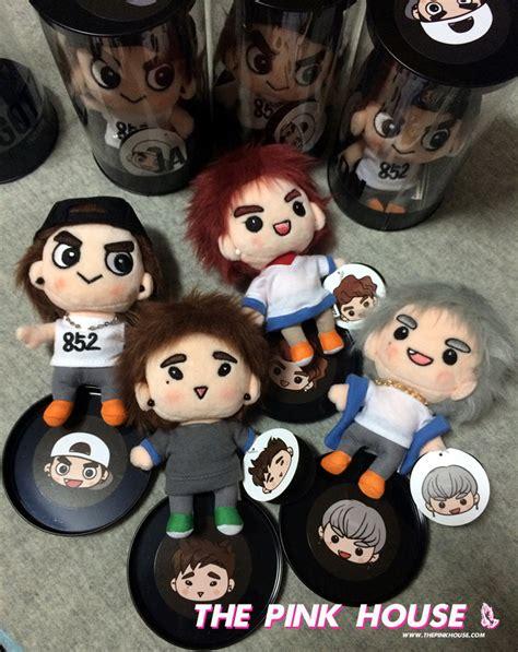 Got7 Gotoon Doll Clothes 01 domestic stock got7 doll plush fried