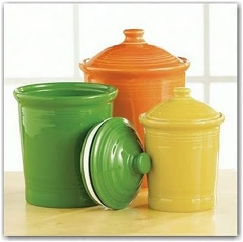 fiesta kitchen canisters 30 best images about dishes china cabinet on pinterest