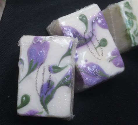 Handmade Lavender Soap Recipe - handmade soap recipes handmade soaps and wire wrapped