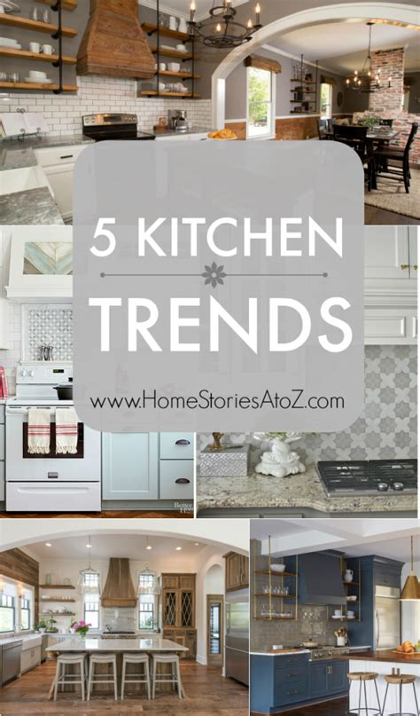 latest kitchen backsplash trends kitchen backsplash trends home trend alert 5 kitchen trends to consider home stories a