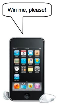Free Ipod Touch Giveaway - ipod touch giveaway ends tonight tipsfor us