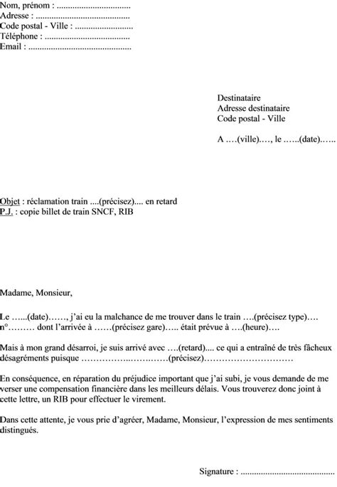 Modele Lettre De Reclamation Administrative Doc Lettre De Reclamation Exemple