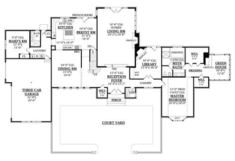 liverpool english cottage home plan 032d 0137 house plans traditional english farmhouse plans