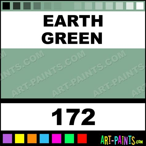 earth green polychromos pastel paints 172 earth green paint earth green color faber