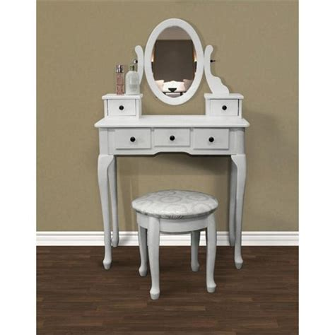 white vanity table set jewelry armoire makeup desk bench drawer 1000 ideas about white vanity table on pinterest white vanity white bedroom