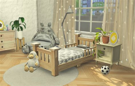 toddler bed frame my sims 4 blog classic toddler bed frame and mattress recolors by melonpixels