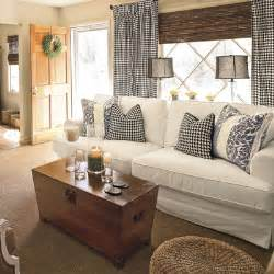 Pottery Barn Sofa Slipcovers 12 Living Room Decorating Ideas On A Budget The Home Touches